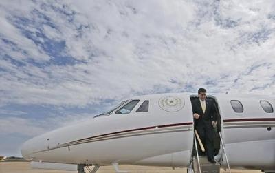 Presidente Cartes viaja hoy a Emiratos Árabes Unidos