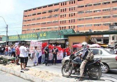"""Comenzarán a """"tunear"""" el Mercado 4"""