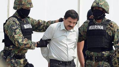 """Logran aplazar por seis meses la extradición de """"El Chapo"""""""