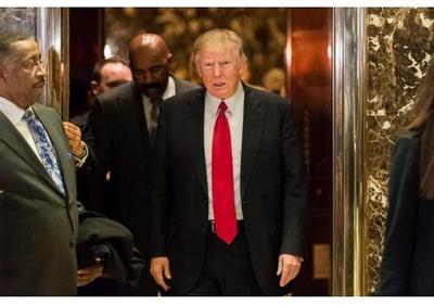 Trump sugiere que levantará las sanciones a Rusia