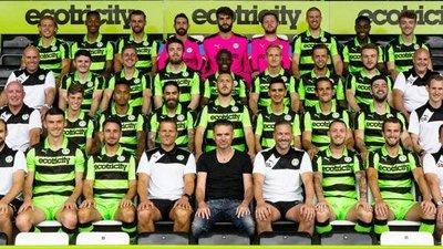 El primer equipo de fútbol vegano del mundo