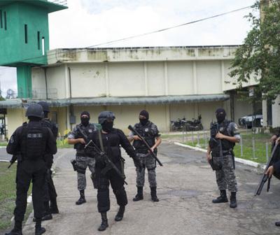 Nuevo motín en cárcel de Brasil deja al menos tres muertos