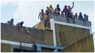 Tercer motín en cárcel de Brasil dejó al menos 10 muertos