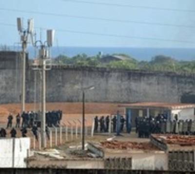 Crisis penitenciaria: Nuevo motín en Brasil deja 10 muertos