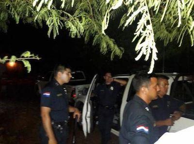 Aproximadamente 100 personas invadieron un terreno en Fernando de la Mora