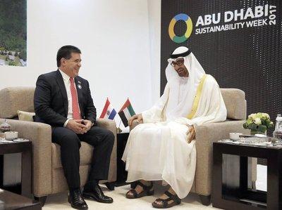 Paraguay y Emiratos Árabes impulsan relaciones comerciales
