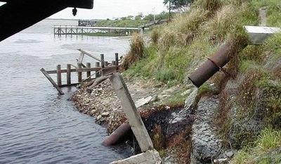 Alerta por contaminación del acuífero Patiño