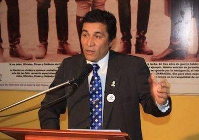 Lanzoni se postula como vice de Lugo, en caso de aprobarse la enmienda