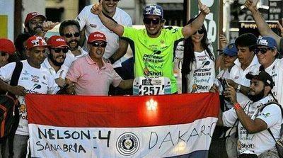 Cuatro de cinco paraguayos completaron el Rally Dakar