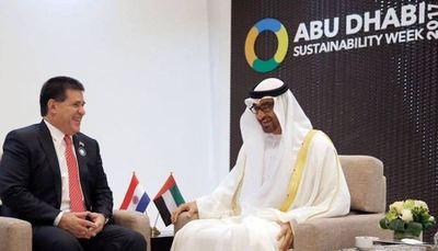 Jeque árabe anunció el interés de invertir en el país