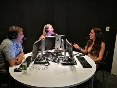 Sputnik inaugura moderno estudio de radio en Uruguay