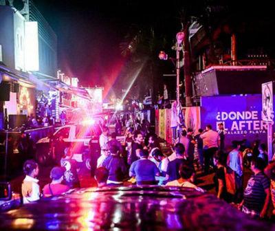 Cinco muertos en ataque a festival caribeño en México
