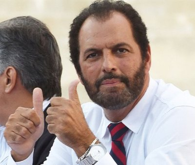 """""""Queremos jugar la copa en la Nueva Olla"""""""
