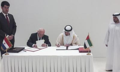 Paraguay cierra acuerdo de promoción recíproca inversiones con Emiratos Árabes