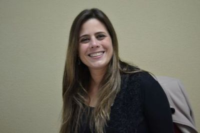"""Kattya González: """"No descarto una eventual candidatura"""""""