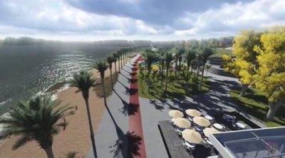 Salto del Guairá tendrá súper costanera con playa. 143 mil millones en juego!!!