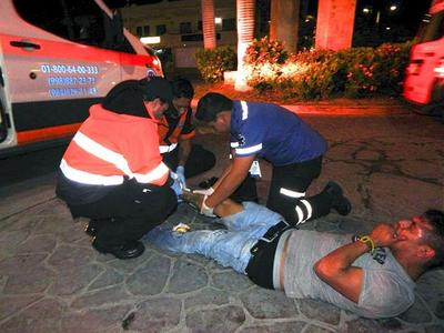 México: 5 muertos y 15 heridos en tiroteo