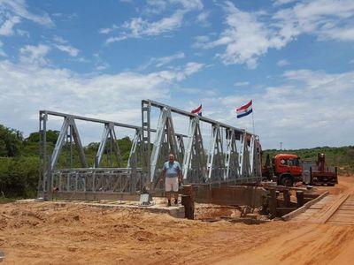 Segundo puente de metal sería instalado en Pedro Juan Caballero