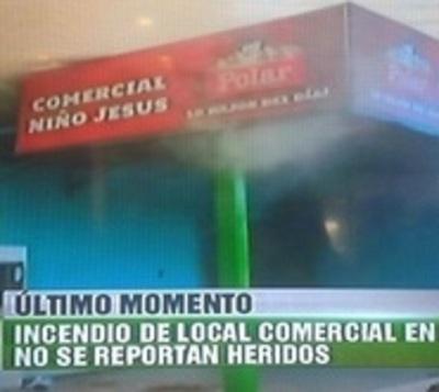Llamas toman local comercial en Remansito