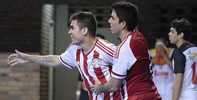 La Albirroja inicia operativo para la Copa América de Futsal