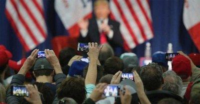 Trump habla nuevamente sobre Rusia