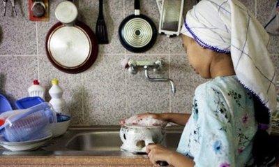 Unos 47 mil niños viven en situación de criadazgo en Paraguay