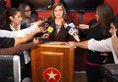 Enmienda: ANR recorrerá los 17 departamentos para  debatir sobre la reelección