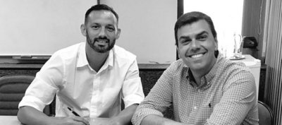 Diego Barreto renueva con Olimpia y califica relación con Azcona