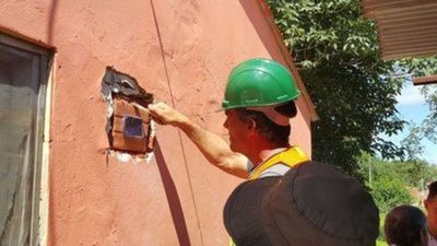 """Ladrillos solares en Nanawa: """"El objetivo es ayudar"""""""