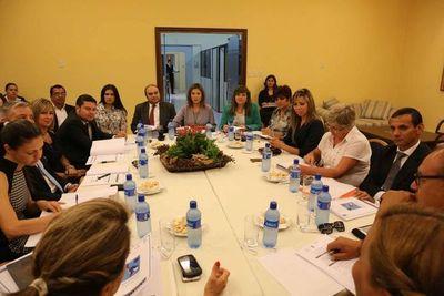 Se ultiman detalles para reunión de magistradas penales de Iberoamérica