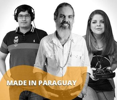 Made In Paraguay con Yehimy Alison y Camilo Soares