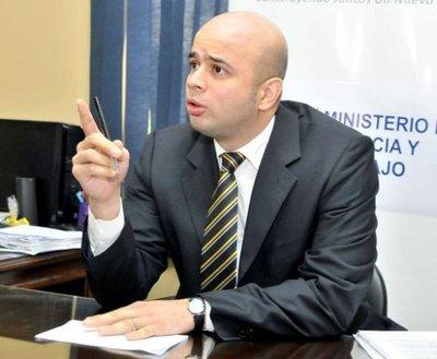 Cartes nombró a nuevo viceministro de Justicia