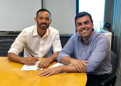 Barreto firmó hasta el 2019