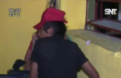 Detienen a tres menores de edad por intento de hurto