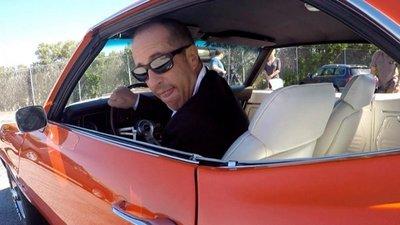 "Jerry Seinfeld y ""Comedians in Cars Getting Coffee"" fichan por Netflix"
