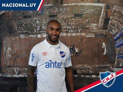 Exjugador de Olimpia es nuevo refuerzo del Nacional de Uruguay