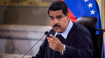 "Nicolás Maduro ""flirtea"" con Donald Trump"