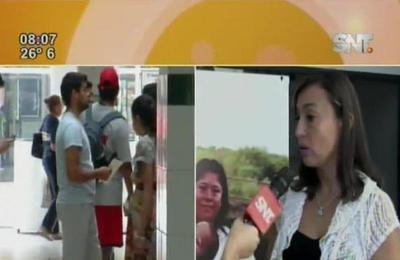 Salud pública advierte a quienes viajarán a Brasil
