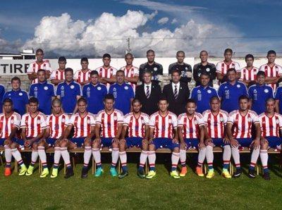 Paraguay juega ante Colombia en Ecuador