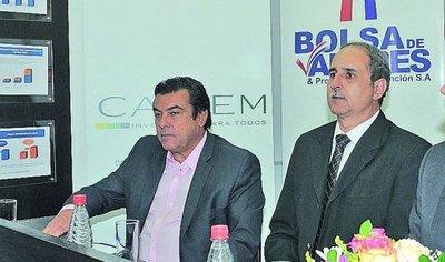 Bolsa de Valores de Asunción celebra anuncio del BID