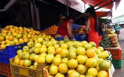 Productores denuncian al Abasto por contrabando de frutas y hortalizas