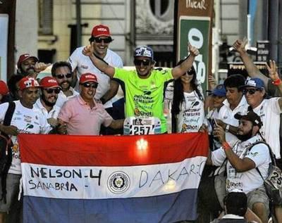 Proponen recibir a los 'héroes' del Dakar este viernes