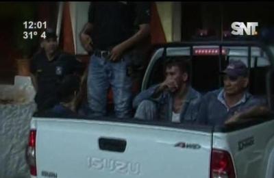 Detienen a banda que transportaba droga