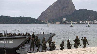 Brasil enviará equipos de JJOO para requisar cárceles