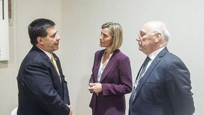 Representante de la UE reiteró apoyo a Paraguay en programas de desarrollo