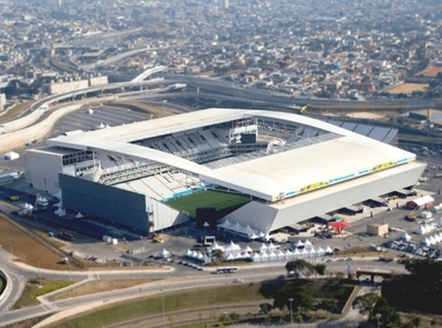 Brasil recibirá a Paraguay en la Arena Corinthians