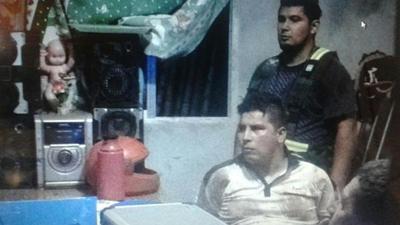 Detienen en Argentina a imputado por secuestro de colono