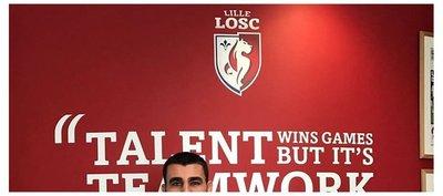 Junior Alonso es nuevo jugador del Lille de Francia