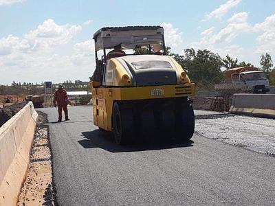 Ampliación del tramo principal de la Ruta 3 concluirá en febrero