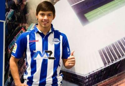 Romero habilitado para jugar por el Alavés